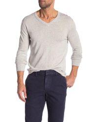 Save Khaki - V-neck Pullover - Lyst