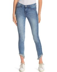 William Rast - Perfect Skinny Jeans - Lyst