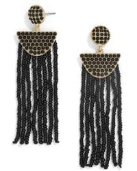 BaubleBar - Beaded Deco Drop Earrings - Lyst
