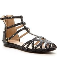 Restricted - Carmel Ankle Strap Sandal - Lyst