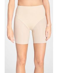 Wacoal | 'smooth Complexion' Mid Thigh Shaper | Lyst