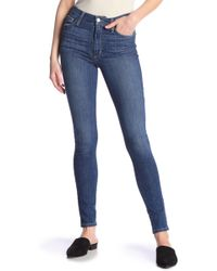 Joe's Jeans - Charlie High Rise Ankle Skinny Jeans - Lyst