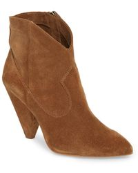 fd33421777d Vince Camuto - Movinta Bootie (women) - Lyst