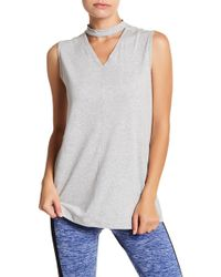 Warrior by Danica Patrick Active | Choker Tank | Lyst