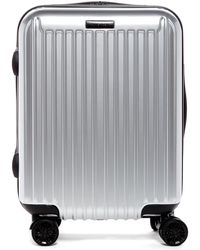 "Anne Klein - Dubai 19"" Hardside Spinner Suitcase - Lyst"