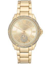 Vince Camuto - Women's Champagne Bracelet Watch, 36mm - Lyst