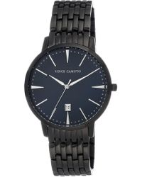 Vince Camuto - Men's Analog Quartz Watch, 44mm - Lyst