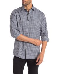 Michael Kors - Jules Check Classic Fit Shirt - Lyst