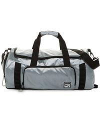 PUMA - Throttle Duffel Bag - Lyst