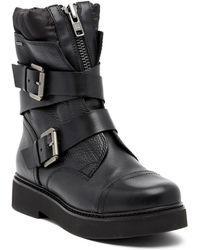 Geox - Rayssa Waterproof Moto Boot - Lyst