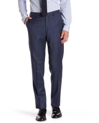 "Brooks Brothers - Blue Birdseye Explorer Regent Fit Suit Separates Trousers - 30-34"" Inseam - Lyst"
