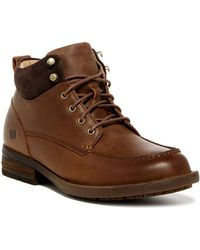 Born - Hunter Moc Lace-up Boot - Lyst