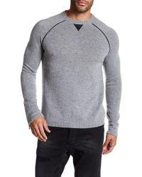 Autumn Cashmere - Zip Cuff Sweater - Lyst