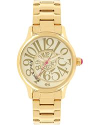 Betsey Johnson - Women's Optical Bracelet Watch, 33mm - Lyst