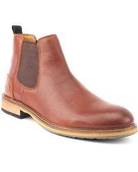 Gordon Rush - Clinton Leather Boot - Lyst