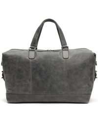 Frye - Oliver Overnight Leather Bag - Lyst
