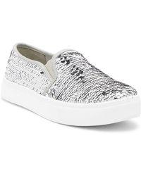 Dirty Laundry - Josephine Sequin Slip-on Sneaker - Lyst