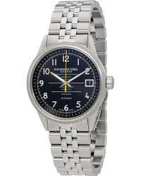 Raymond Weil - Men's Freelancer Watch, 42mm - Lyst