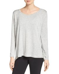 Zella - Up & Away Pullover - Lyst
