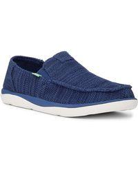 Sanuk - Vagabond Tripper Slip-on Sneaker (men) - Lyst