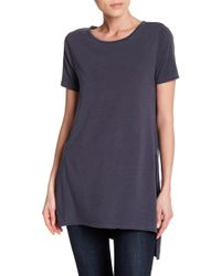 Threads For Thought - Brogan Hi-lo Knit Tee - Lyst