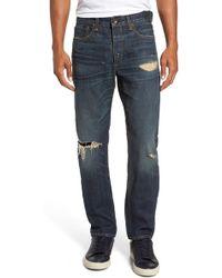 Rag & Bone - Fit 2 Slim Fit Jeans (zeitgeist) - Lyst