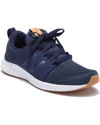 New Balance - Fresh Foam Sport Running Sneaker - Extra Wide Width Available - Lyst