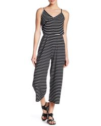 ANAMÁ - Striped Jumpsuit - Lyst