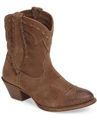 Ariat - Round Up Rianda Western Boot - Lyst