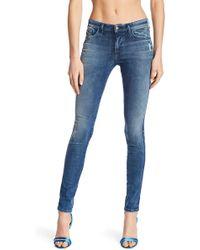 DIESEL - Skinzee Super Slim Skinny Jeans - Lyst