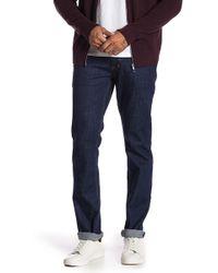 Hudson Jeans - Blake Zip Fly Straight Leg Jeans - Lyst