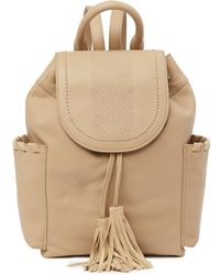 Lucky Brand - Wind Leather Backpack - Lyst