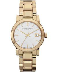 Burberry - Women's The City Quartz Bracelet Watch - Lyst