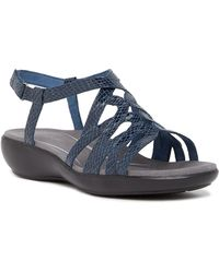 Rockport - Rozelle Wedge Sandal - Wide Width Available - Lyst