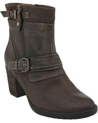Earth - Earth Montana Bootie - Lyst