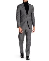 Spurr By Simon Spurr - Varied Plaid Modern-regular Fit Suit - Lyst