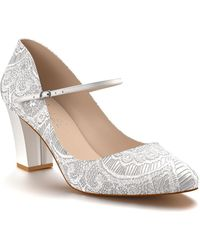Shoes Of Prey | Mary Jane Pump (women) | Lyst