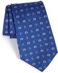 Gitman Brothers Vintage - Paisley Silk Tie - Lyst