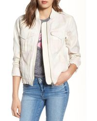 Zadig & Voltaire - Kavy Camou Spi - Lyst