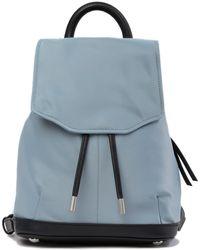 Rag & Bone - Nylon & Leather Mini Backpack - Lyst