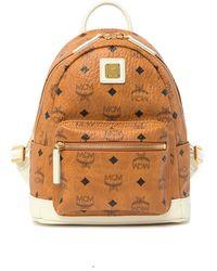 MCM - Medium Visetos Backpack - Lyst
