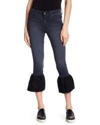 Genetic Denim - Elle Flare Hem Jeans - Lyst