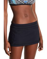 Jantzen & Jag Swimwear - Skirted Swim Bikini Bottoms - Lyst