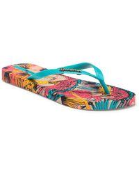 e39c23e6807d Ipanema - Beauty Print Flip Flop - Lyst