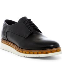 Jared Lang - Leather Lace-up Platform Shoe - Lyst