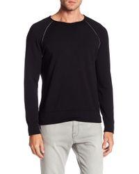 Velvet - Luxe Fleece Pullover - Lyst