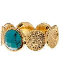 Melinda Maria - Susan Turquoise Pod Ring - Size 9 - Lyst