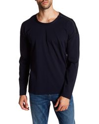 Quinn - Hi-lo Shoulder Zip Pullover Sweater - Lyst