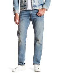 75d369ee Levi's - 504 Asian Regular Straight Fit Jeans - 30-34