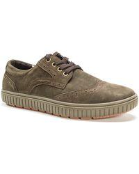 Muk Luks - Parker Wingtip Sneaker - Lyst